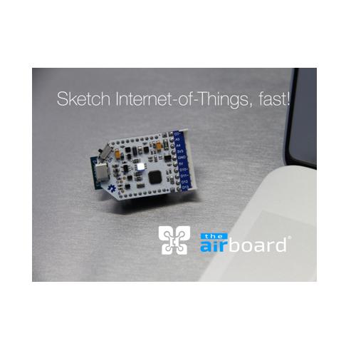 The Airboard – 65,014 $ – Kickstarter